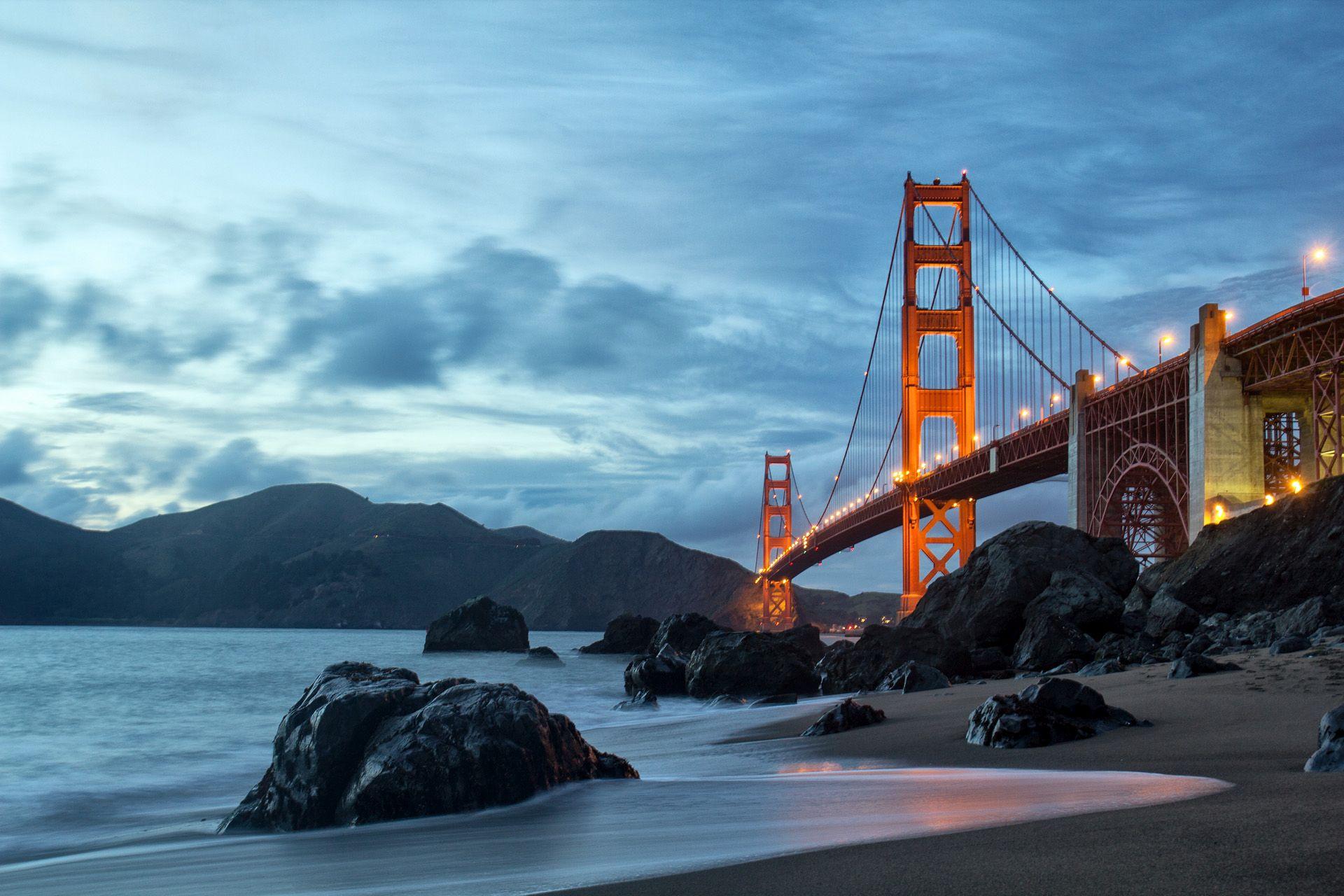 Golden Gate Bridge | San Francisco, California, USA