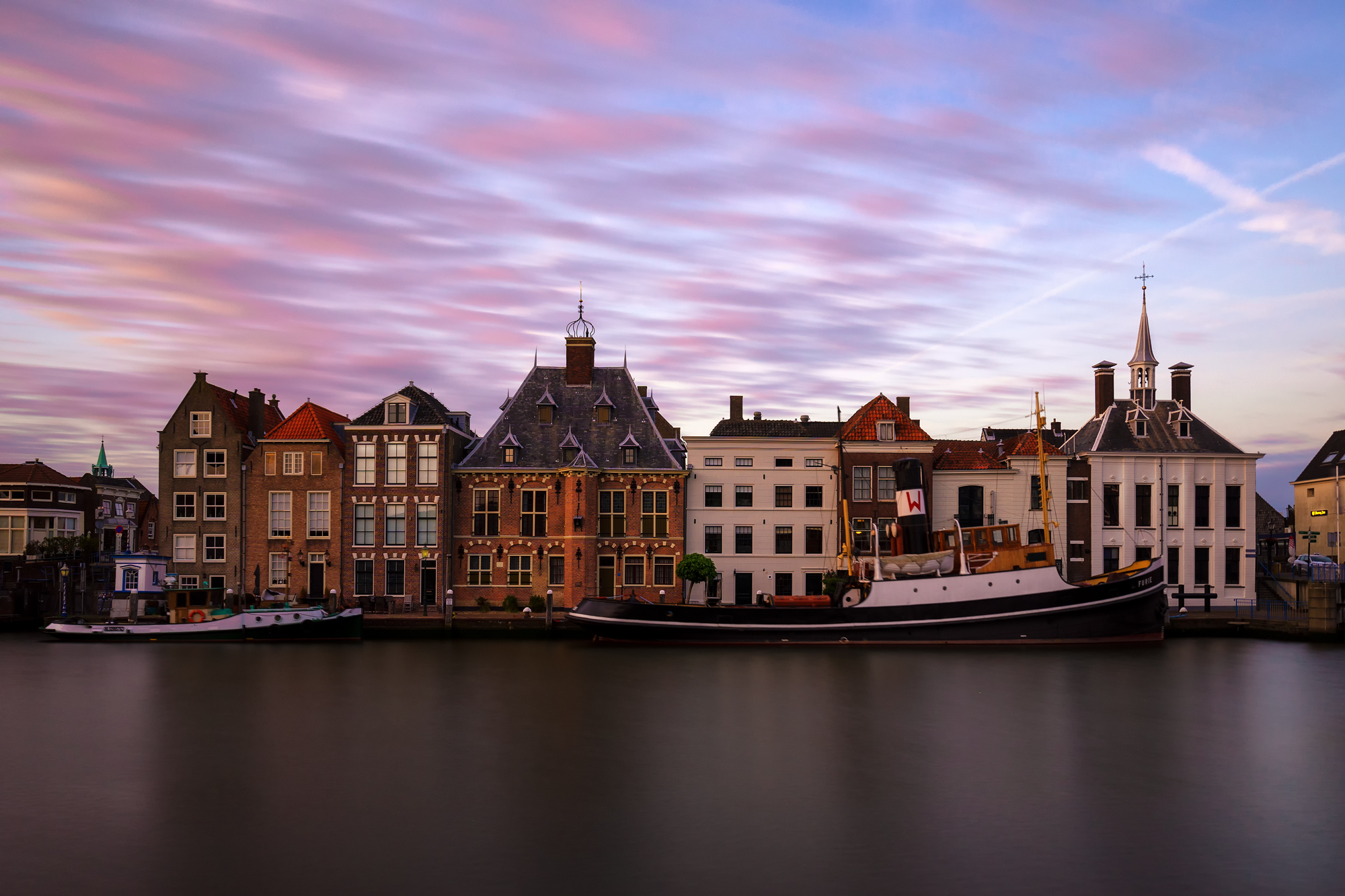 Old Town of Maasluis | South Holland, Netherlands